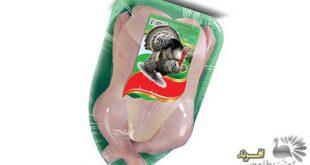 گوشت بوقلمون منجمد