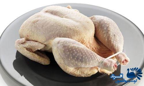 گوشت بوقلمون ارگانیک