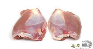 گوشت بوقلمون تهیه