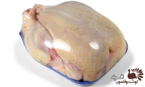قیمت گوشت بوقلمون بسته بندی شده